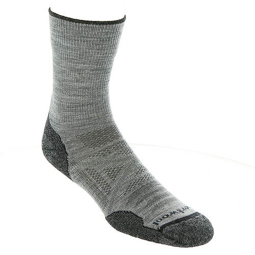 Smartwool Men's PhD Outdoor Light Mid Crew Socks