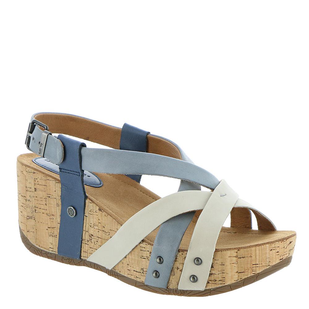 7fc87f4eb0c Bussola Fabia Women s Blue Sandal Euro 38 US ...
