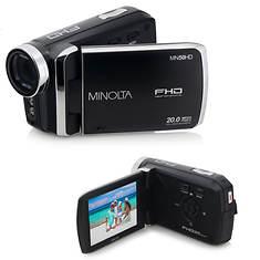 Minolta 1080p Full HD Camcorder