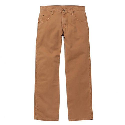 Wrangler Rugged Wear Men's Relaxed Straight Fit