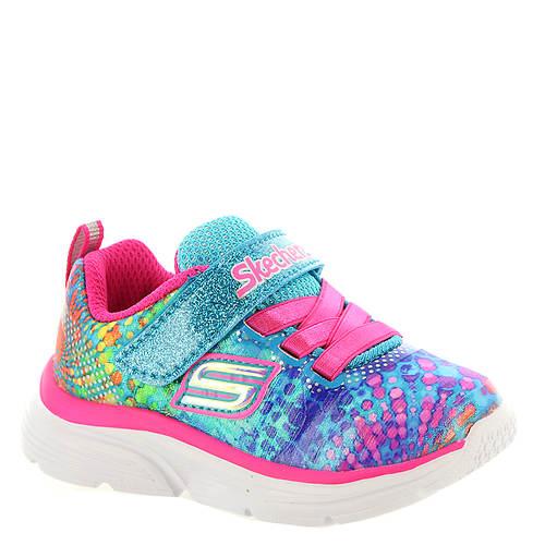 Skechers Wavy Lites-81385N (Girls' Infant-Toddler)