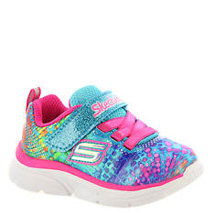 Skechers Wavy Lites-81385N (Girls' Infant-Toddler)