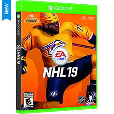 XBox One NHL19