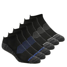 Skechers Men's S112464 6-Pack Low-Cut Socks