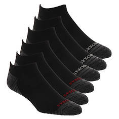 Skechers Men's 6-Pack Low-Cut Socks