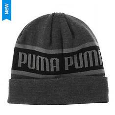PUMA Men's PV1647 Evercat Alert Cuff Beanie