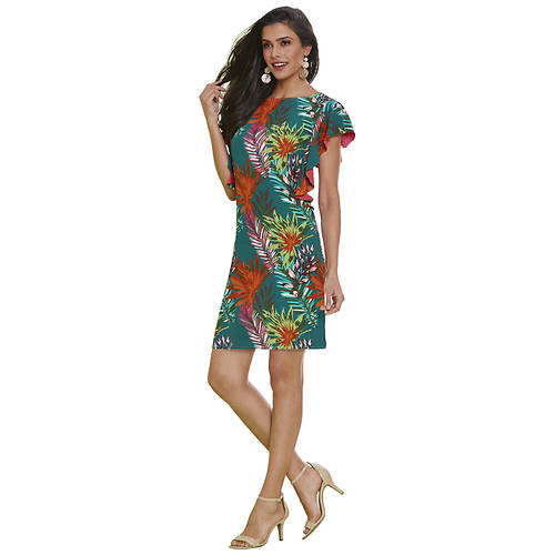 Hot Tropic Dress