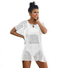 Crochet Cover-Up Tunic