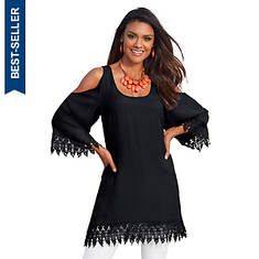 Cold Shoulder Cover-Up