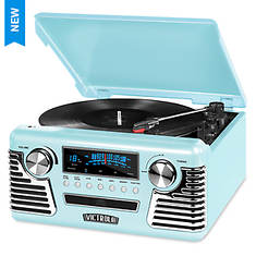 Victrola Record Player with 3-Speed Turntable