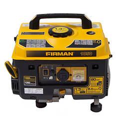 FIRMAN 1300/1050 Watt Gas Generator