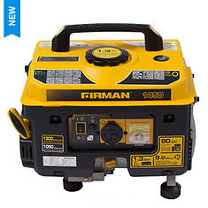 FIRMAN 1300/1050 Watt Gas Generator