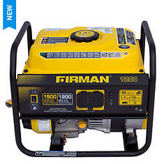 FIRMAN 1500/1200 Watt Gas Generator