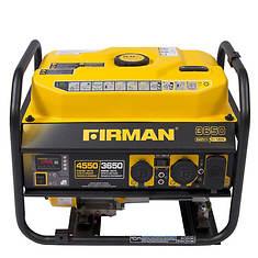FIRMAN 4550/3650 Watt Gas Generator