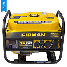 FIRMAN 4550/3650 Watt Gas Generator