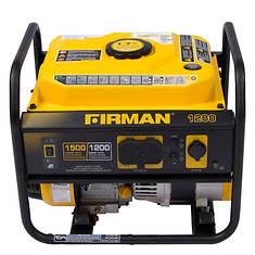 FIRMAN Gas Generator 1500/1200 Watt