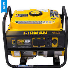 FIRMAN Gas Generator 1500/1200 Watt