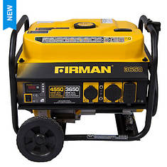 FIRMAN Gas Generator 4550/3650 Watt