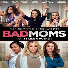 Bad Moms (DVD)
