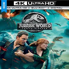 Jurassic World: Fallen Kingdom (HD)