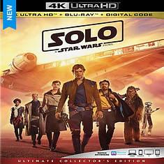 Solo: A Star Wars Story (Hi Def)