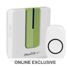 Kocaso 52-Melody Wireless Doorbell