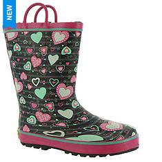 Western Chief Neon Hearts (Girls' Toddler-Youth)