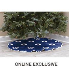 NCAA Christmas Tree Skirt