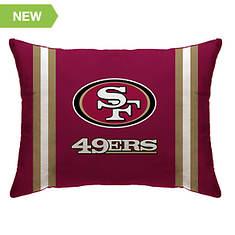 NFL Plush Bed Pillow