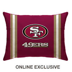 NFL Plush Bed Pillow
