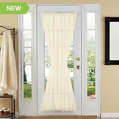 Elegance Sheer Door Panel