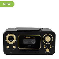 Studebaker Classic CD/Cassette/AM/FM Boombox