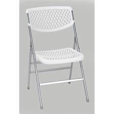 Cosco Resin Mesh Folding Chair 4-Pack