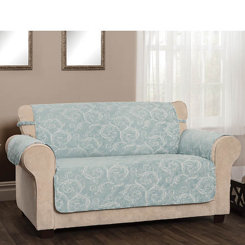 Lemont Woven Jacquard Sofa Protector