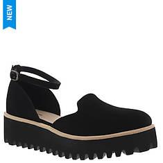 ALL BLACK D'Orsay Flatform Sandal (Women's)