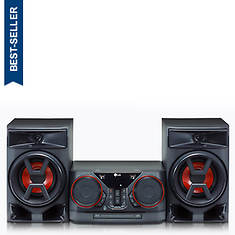 LG 300-Watt Sound System with Bluetooth