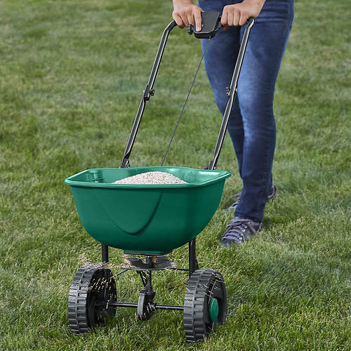 70-Lb. Broadcast Spreader
