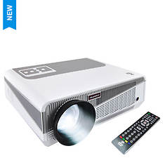 Pyle Home HD 1080p Smart Projector with Built-in Dual-Core Android CPU