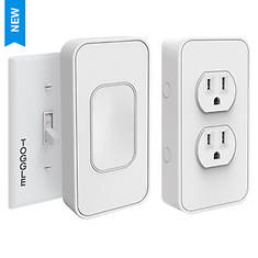 Switchmate SimplySmart Switch Starter Kit (Toggle)