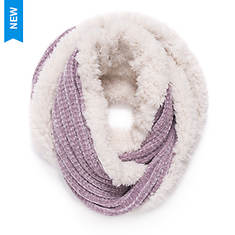 MUK LUKS Women's Fairy Dust Eternity Scarf