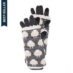 MUK LUKS Women's Counting Sheep 3-in-1 Gloves