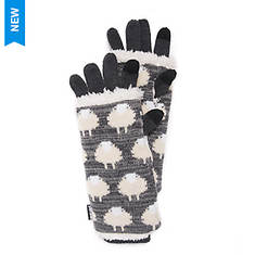 MUK LUKS Women's Counting Sheep 3-in-1 Gloves