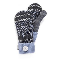 MUK LUKS Women's Snow Day Potholder Mittens