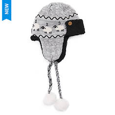 MUK LUKS Women's Counting Sheep Trapper Hat