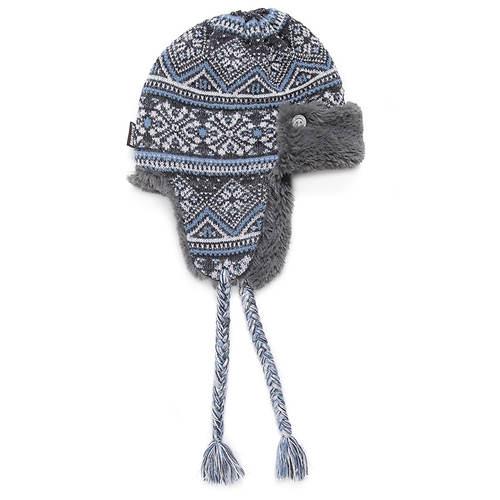 MUK LUKS Women's Snow Day Trapper Hat