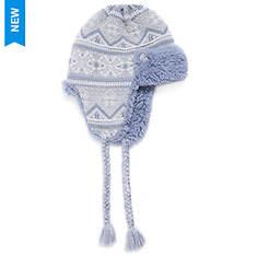 MUK LUKS Women's Snow Day Trapper Hat