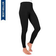 MUK LUKS Women's 1-Pair Fleece-Lined Leggings