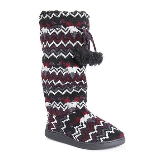 MUK LUKS Gloria Tall Slipper (Women's)