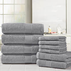 Ultimate Luxury 10-Pc. Ringspun Cotton Towel Set