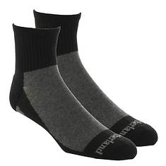 Timberland Men's Coolmax® Low Quarter 2-Pack Socks